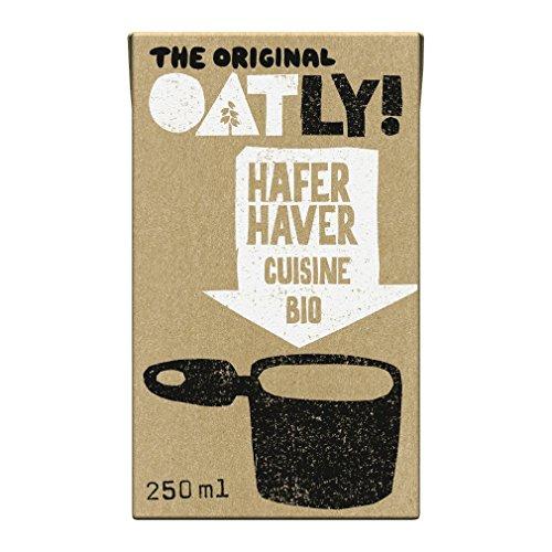 Oatly Bio OATLY Hafer Cuisine (6 x 250 ml)