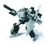Transformers Toys Generations War for Cybertron: Earthrise Voyager WFC-E38 Megatron Action Figure - Kids Ages 8 and Up, 7-inch