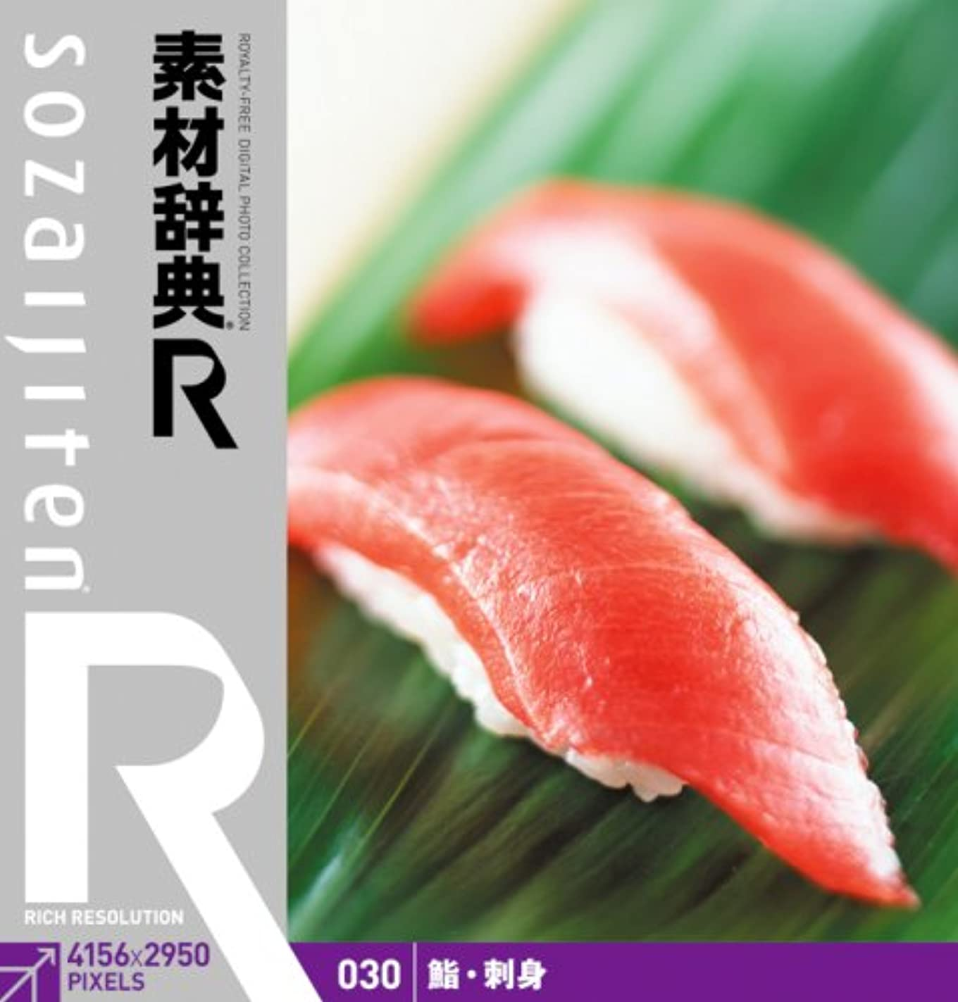 家古代贅沢素材辞典[R(アール)] 030 鮨?刺身