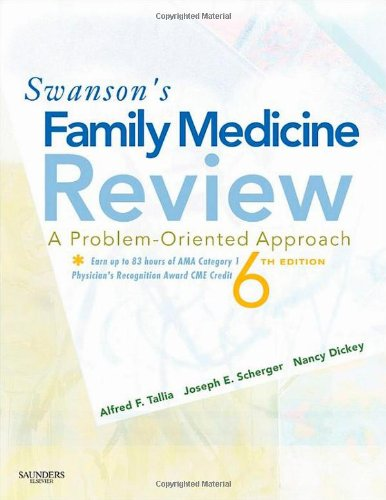 Swanson's Family Medicine Review: Expert Consult - Online and Print