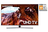 Samsung RU7409 125 cm (50 Zoll) LED Fernseher (Ultra HD, HDR, Triple Tuner, Smart TV) [Modelljahr 2019] -