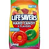 LIFE SAVERS Hard Candy 5 Flavors, 50-Ounce Party Size Bag from AmazonUs/WRAJ9