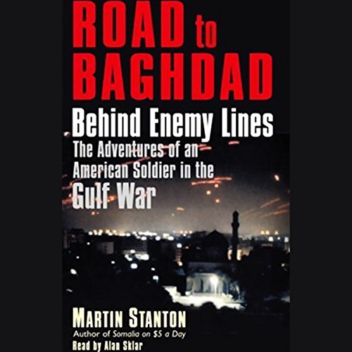 Road to Baghdad audiobook cover art