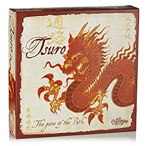 Calliope Tsuro – The Game of The Path – A Family Strategy Board Game