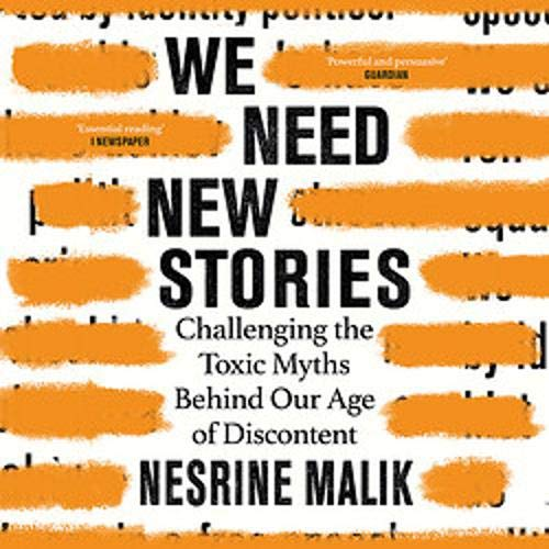 We Need New Stories cover art