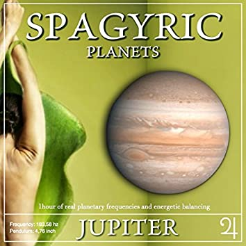 Spagyric Planets: Jupiter (1 Hour of Real Planetary Frequencies and Energetic Balancing)