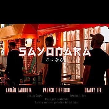 Sayonara (feat. DJ Heras)