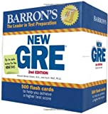 Barron's New GRE Flash Cards