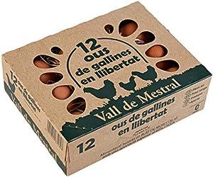 ROIG VALL MESTRAL Huevos Camperos 12 Unidades