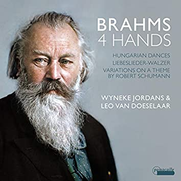 Brahms: Works for Piano Four-Hands