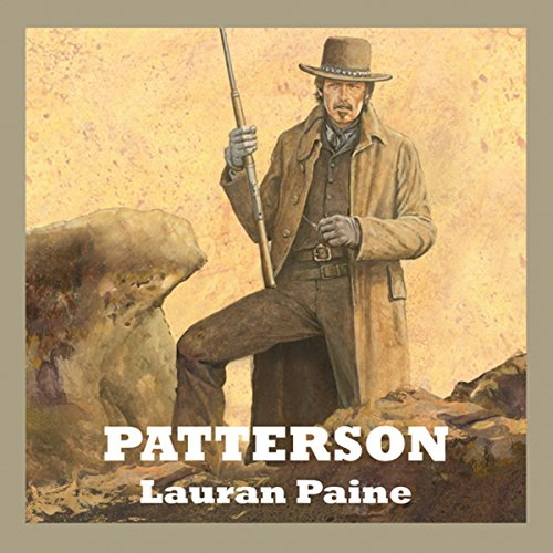 Patterson Audiobook By Lauran Paine cover art