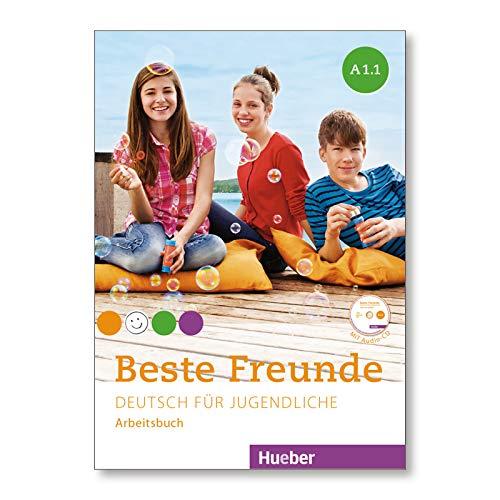 BESTE FREUNDE A1.1 AB + CD-Audio: Deutsch für Jugendliche.Deutsch als Fremdsprache