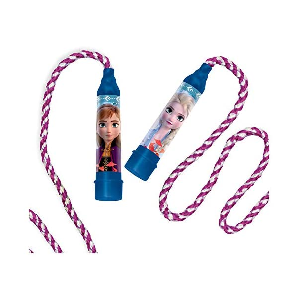 Frozen 2 Birthday, Jump Rope, Party Favor, 80″