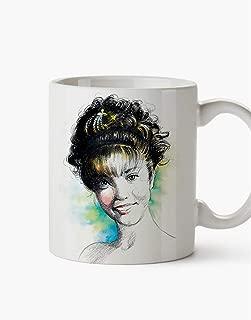Mr.Fixed - Twin Peaks Mug - Taza - Laura Palmer - David Lynch, 11oz Ceramic Coffee Mug, Unique Gift