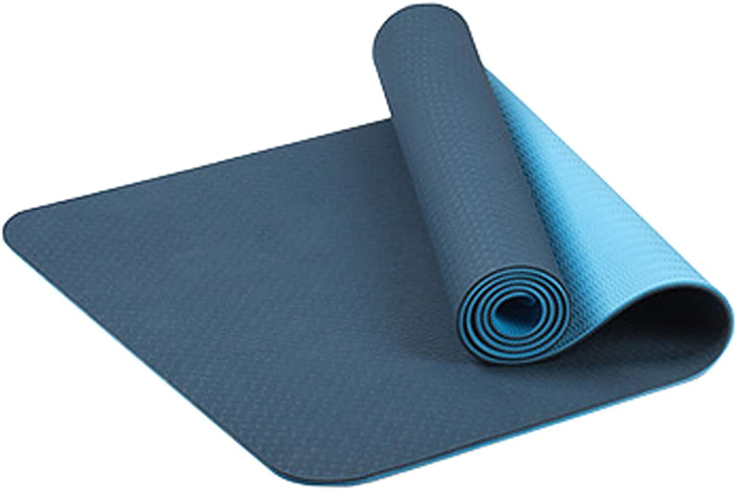 Exercise Gym Camping Fitness Workout Non Slip PVC Foam Yoga Pilates Mat