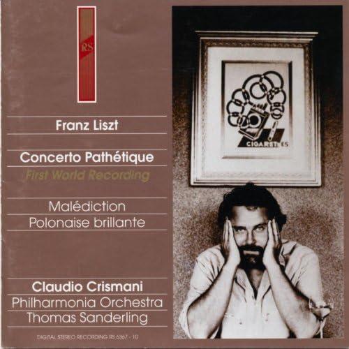 Thomas Sanderling, Philharmonia Orchestra & Claudio Crismani