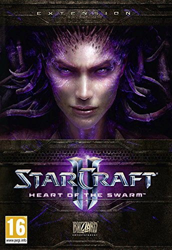 Starcraft II : Heart of the Swarm [Importación francesa]