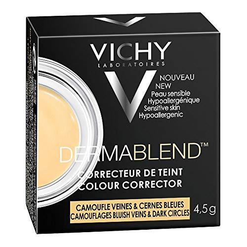 VICHY DERMABLEND Korrekturfarbe gelb Creme 4.5 g