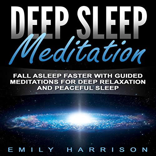 Deep Sleep Meditation audiobook cover art