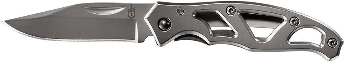 Gerber Paraframe Mini Knife, Fine Edge, Stainless Steel [22-48485]