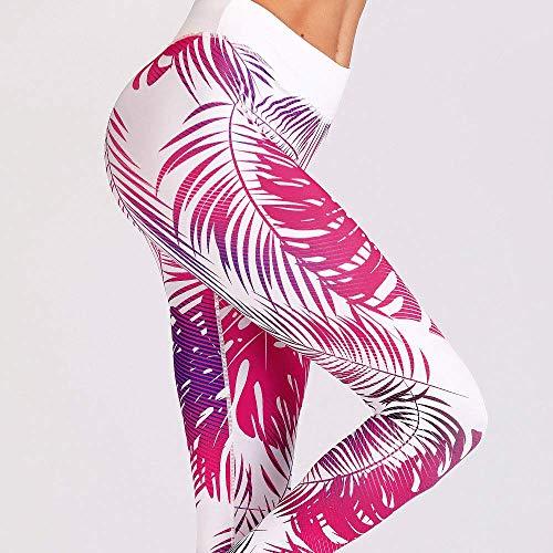 CHNDDK zachte vrouwen yoga broek rode print sport broek legging