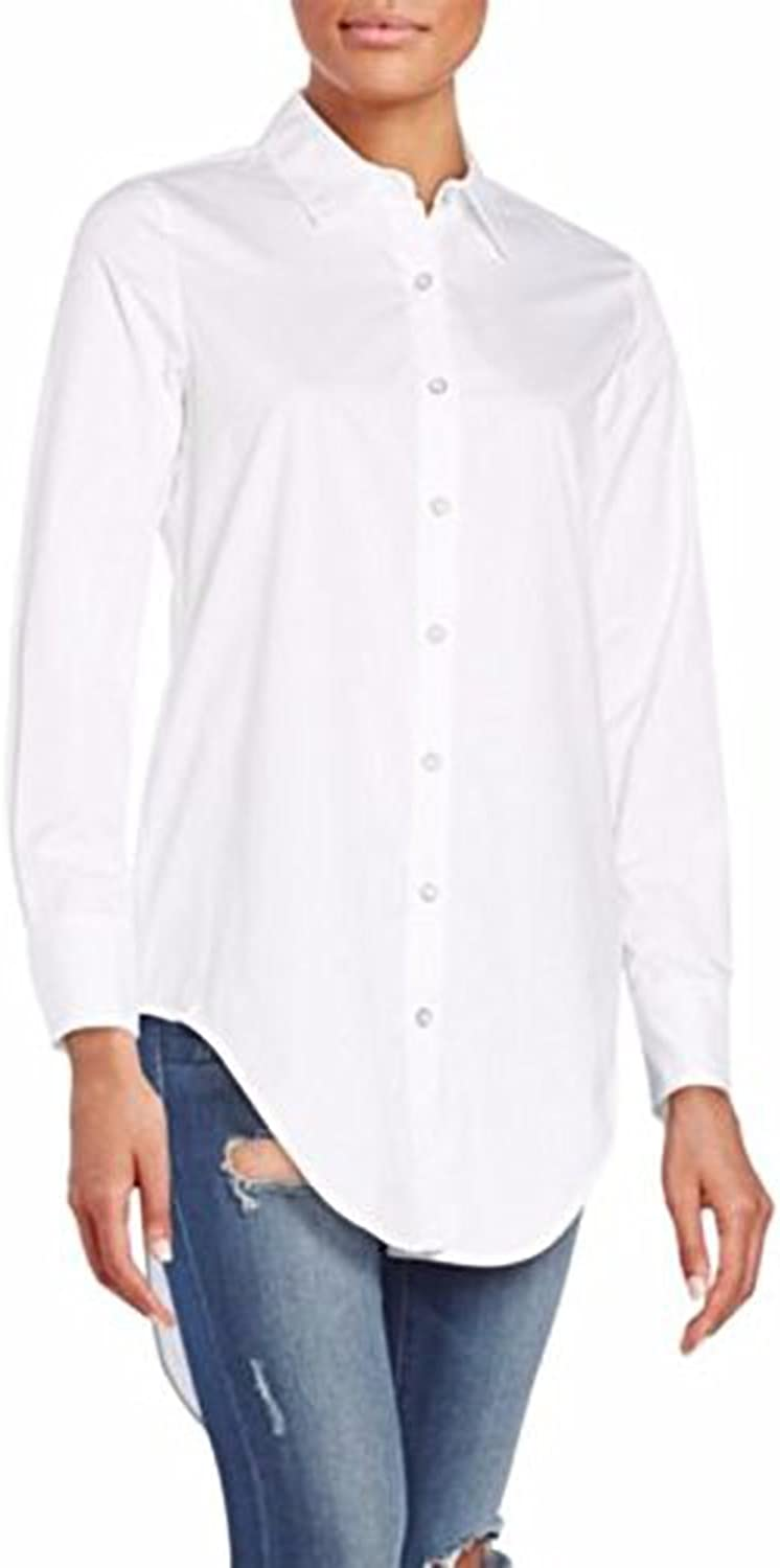 Rag & Bone Nightingale Cotton Shirt XS