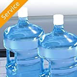 One Time 5 Gallon Water Delivery - 2 Bottles