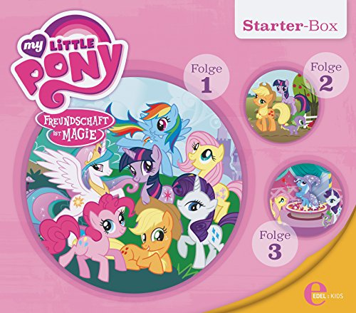 My little Pony - Starter-Box (Folge 1-3)