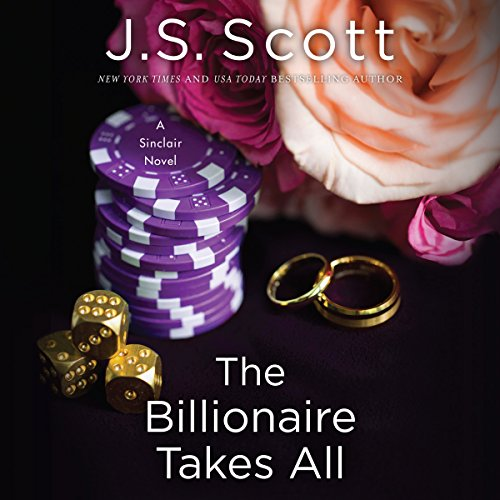 The Billionaire Takes All audiobook cover art