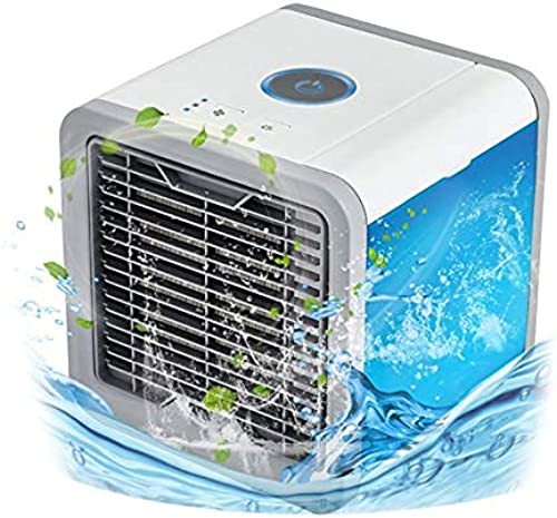 bhawani store Mini Air Cooler For Home Use Portable Mini Air Conditioner Appliances with LED Light Air Cooler Fan