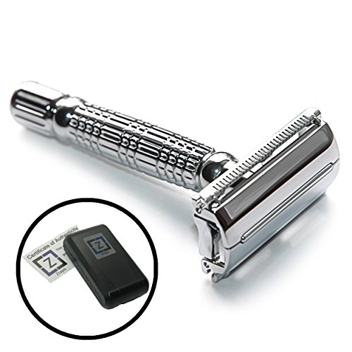 Zrapo Double Edge Shaving Safety Razor