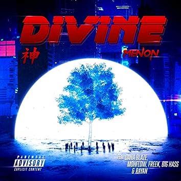 Divine (feat. Moh Flow, Freek, Big Hass, Dana Blaze & Rayan)