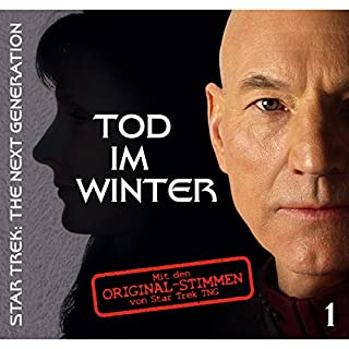 Tod im Winter 1 (Star Trek - The Next Generation) Titelbild