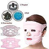 Masque visage Réutilisable Winnes Beauty Mask Anti Age Outils De Soins De La Peau Chaud...