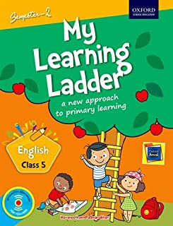 MY LEARNING LADDER ENGLISH CLASS 5 SEMESTER 2