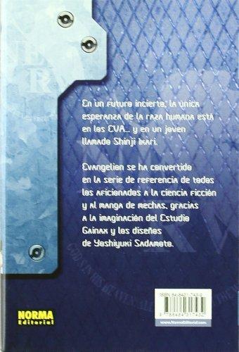EVANGELION 01 (TOMO) (CÓMIC MANGA)