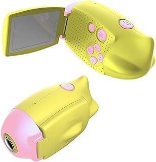 XLST Cámara para Niños Mini Cámara 2.0Pulgadas LCD 8MP 1080P HD Juguetes Adecuados para Niños Mayores De Un AñoAzul