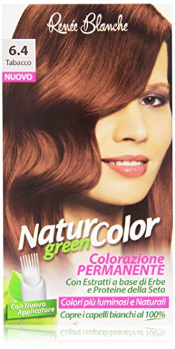 teinture pour les cheveux coloration permanent naturel natur color greentabacco tabacco