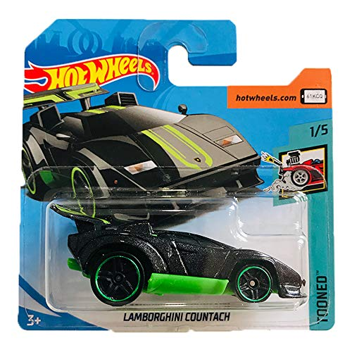Hot Wheels Lamborghini Countach Tooned 1/5