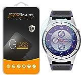 (3 Pack) Supershieldz Designed for ZTE Quartz (Smartwatch) Tempered Glass Screen Protector, Anti...