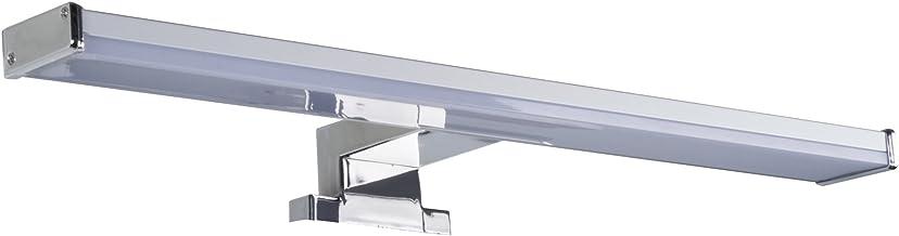 Oktaplex Lighting LED spiegel lamp Bali S 8 Watt, badkamerlamp IP44 voor spiegelkast, 40cm 3000K warm wit 640lm