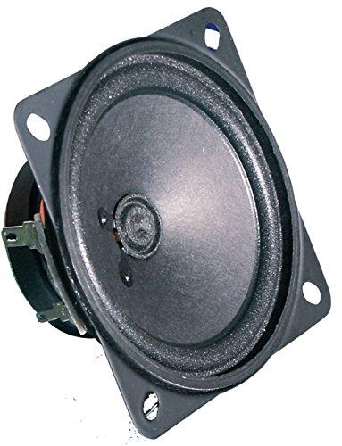Visaton FR 87 - Lautsprecher (1.0 Kanäle, 10 W, 100 – 20000 Hz, 4 Ohm, Schwarz)