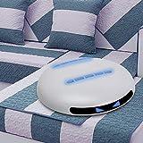 SEAAN Robot de Limpieza UV para el hogar, Robot Limpiador UV automático inalámbrico portátil Anti-Mite Ultraviolet 2 Horas portátil para Viajes en casa
