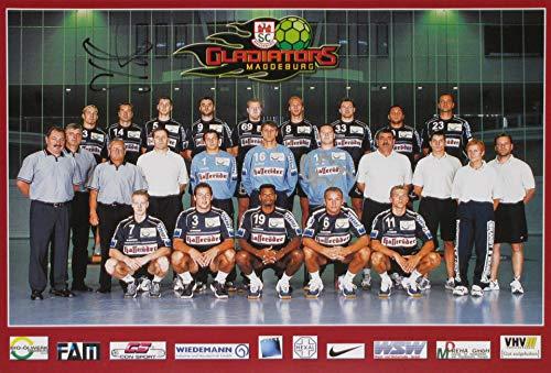 Poster SC Magdeburg (Gladiators Magdeburg) (1)