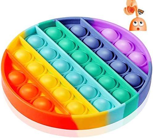 Fidget Toys Push Popping Bubble Fidget Sensory Toy for Autistic Children Stress Relief Toys product image