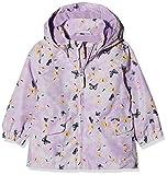 NAME IT NMFMELLO Jacket Small Butterflies Chaqueta, Multicolor Lavendula, 12 Meses para Bebés
