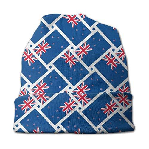 shenguang Sombrero de Beanie Mens Reversible Printing Beanie Hat | Moisture Wicking Fashion Cap Beanie New