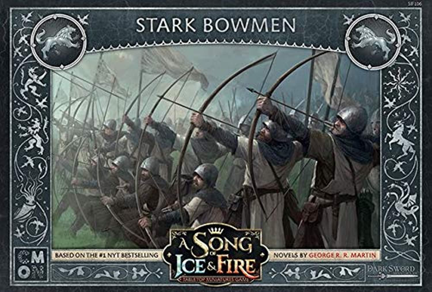 A Song of Ice & Fire Miniatures Game  Stark Bowmen