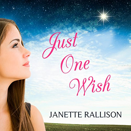 Just One Wish audiobook cover art