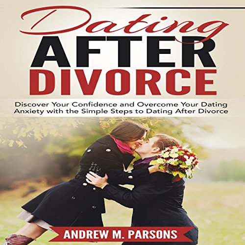 Dating After Divorce audiobook cover art